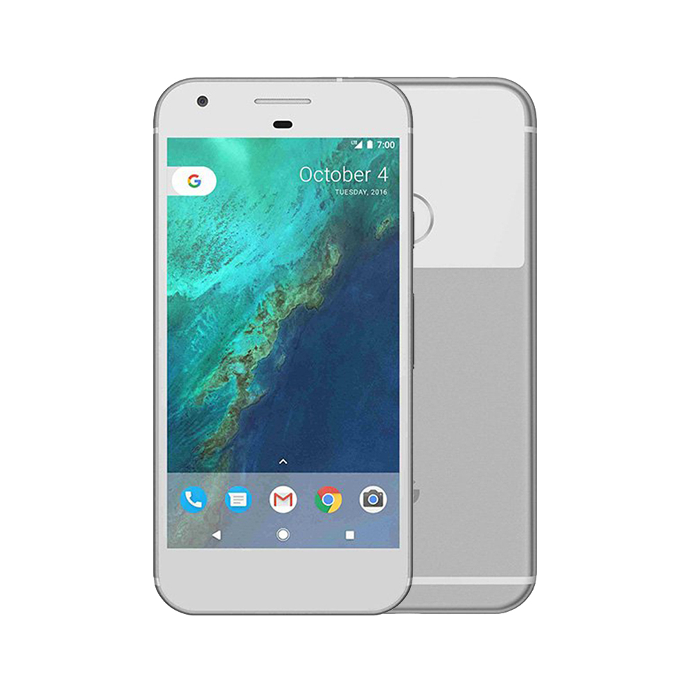 Google Pixel [128GB] [Very Silver] [Fair]