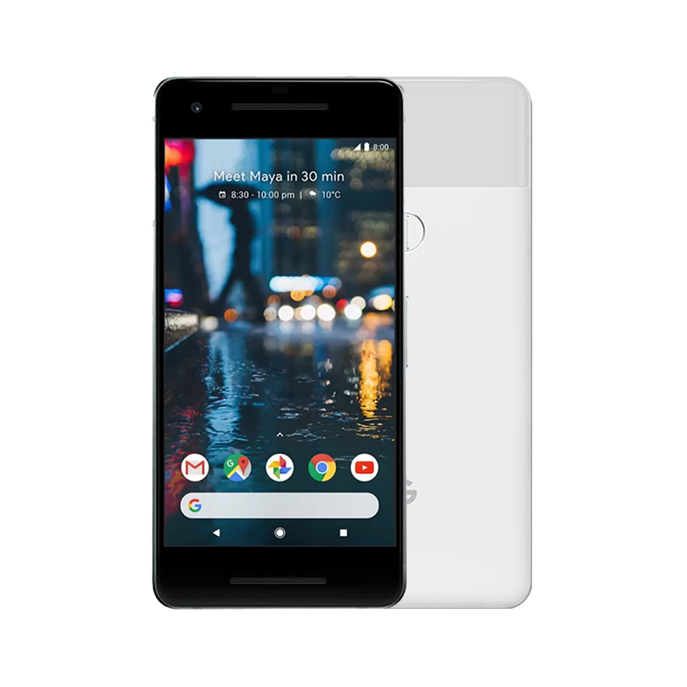 Google Pixel 2 [64GB] [Clearly White] [Fair] [12M]