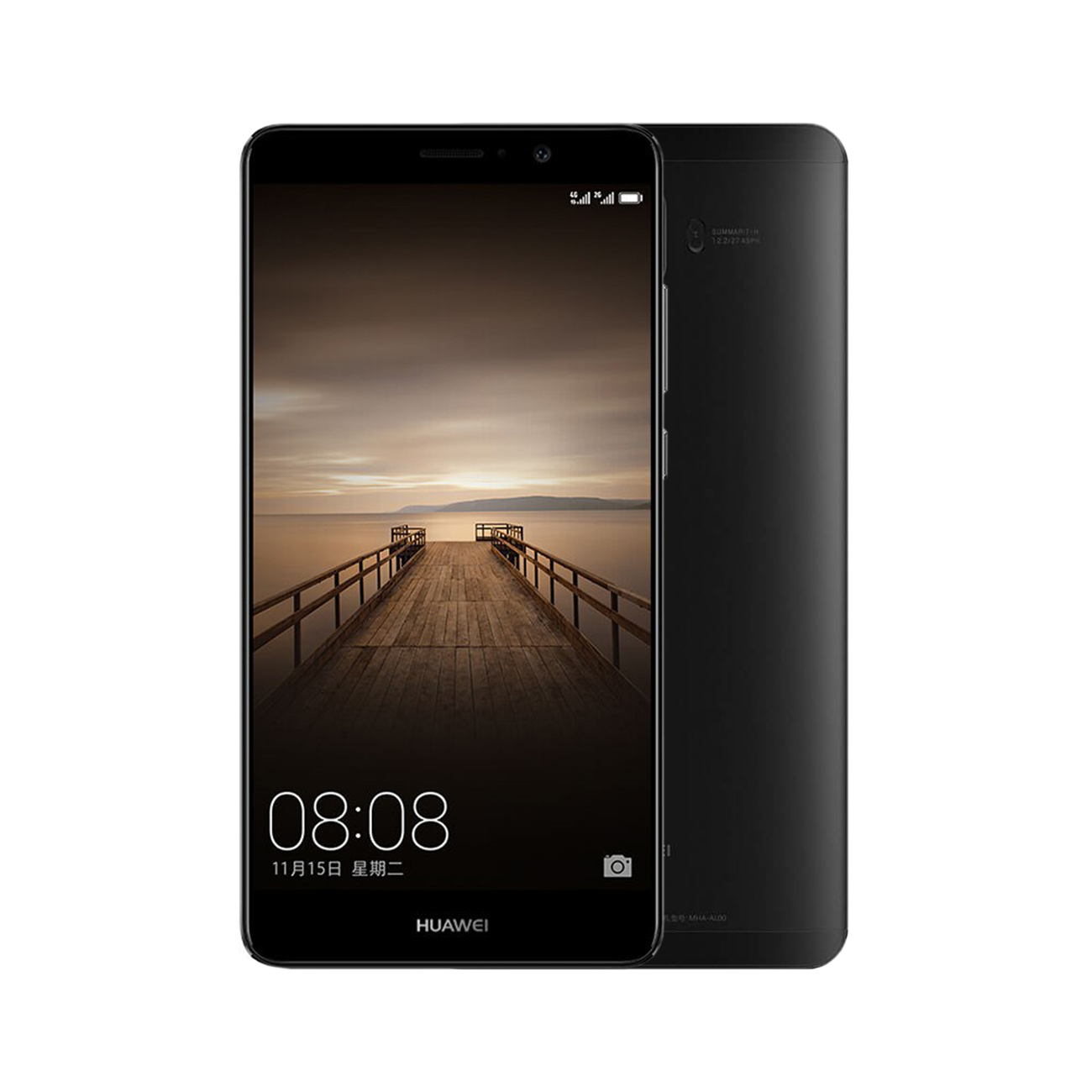 Huawei Mate 9 [Black] [Excellent]