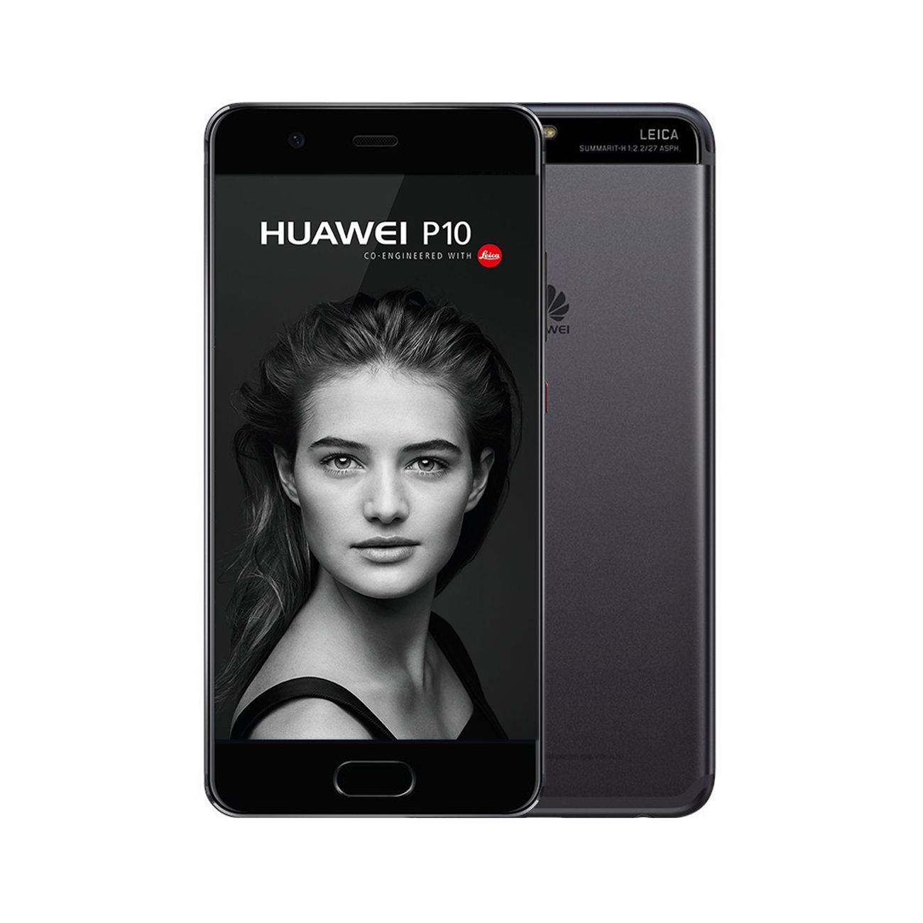 Huawei P10 [64GB] [Graphite Black] [Good] [6M]