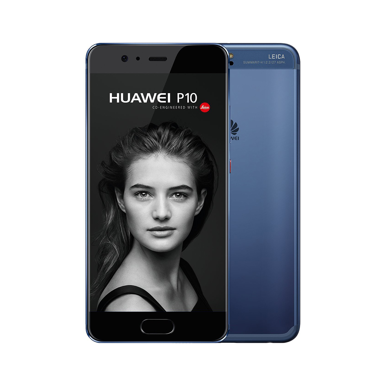 Huawei P10 [64GB] [Dazzling Blue] [Excellent] [6M]