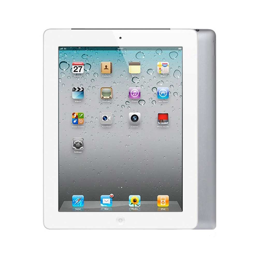 Apple iPad 4 Wi-Fi + Cellular [32GB] [White] [Imperfect]