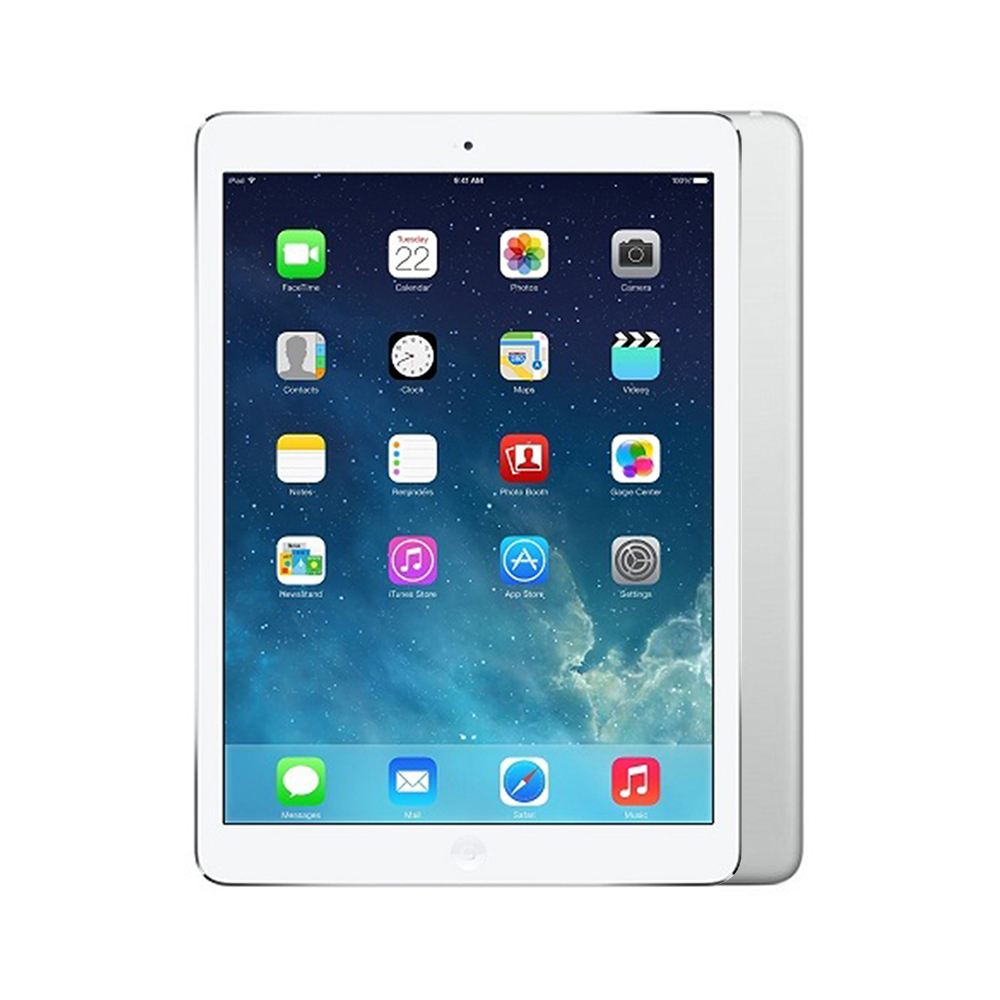 Apple iPad Air Wi-Fi [16GB] [Silver] [Excellent]