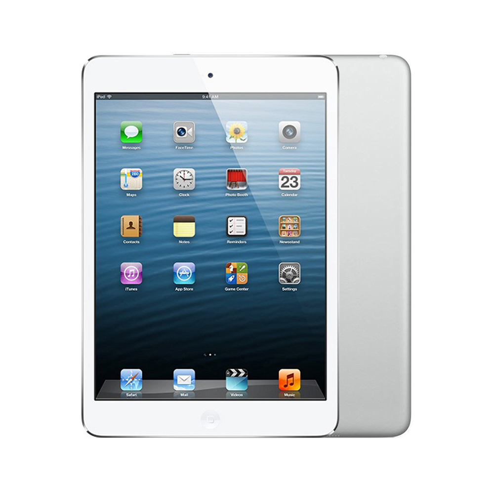 Apple iPad mini 2 Wi-Fi [64GB] [Silver/White] [Excellent]