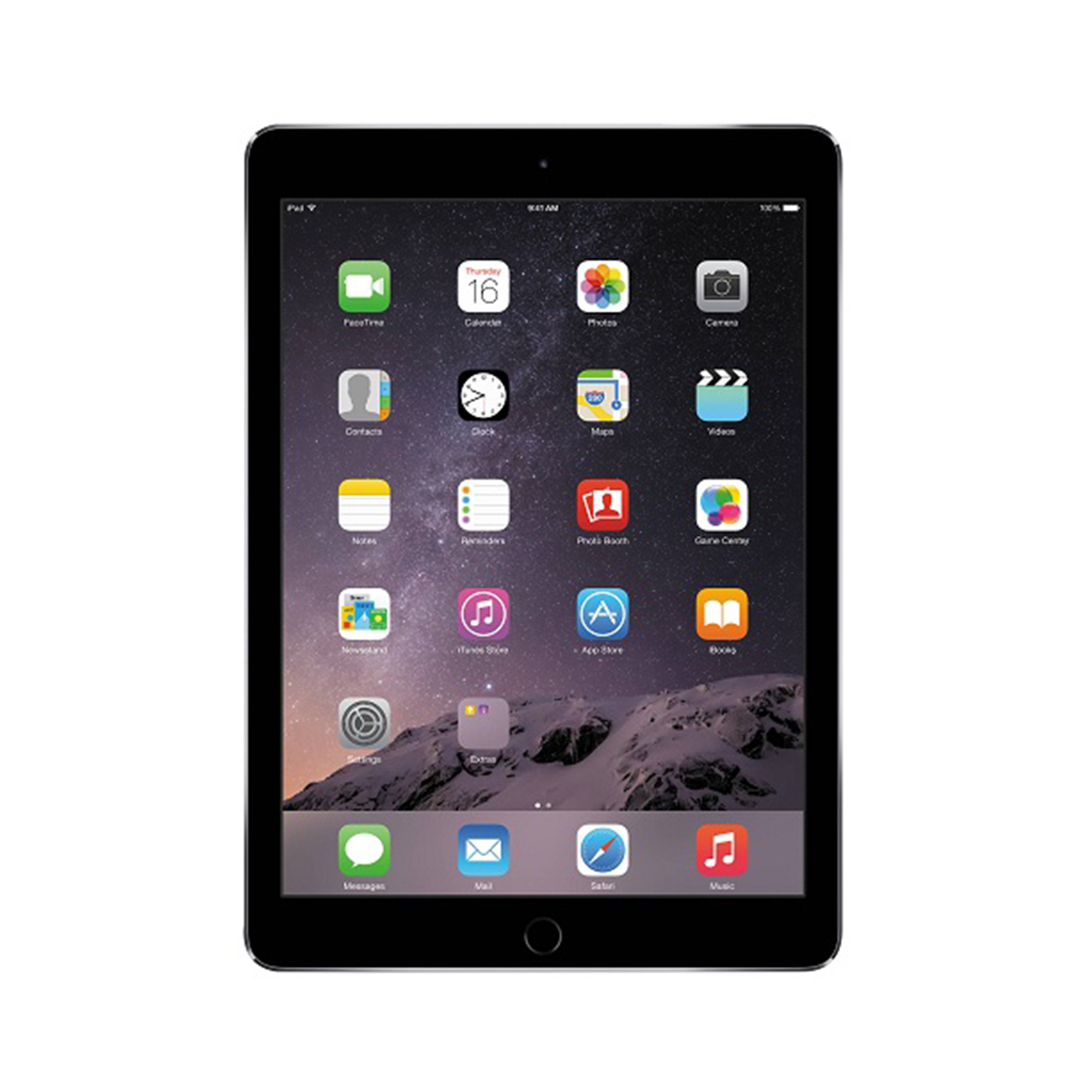 Apple iPad Air 2 Wi-Fi [32GB] [Space Grey] [Good] [12M]