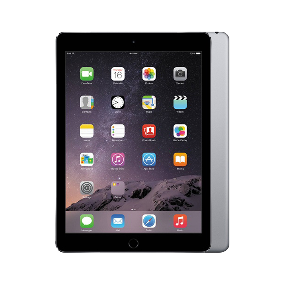 Apple iPad Air 2 Wi-Fi [32GB] [Space Grey] [Fair] [12M]