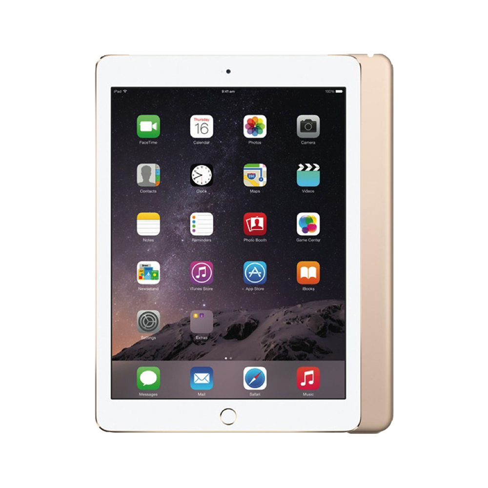 Apple iPad Air 2 Wi-Fi + Cellular [16GB] [Gold] [Fair] [12M]