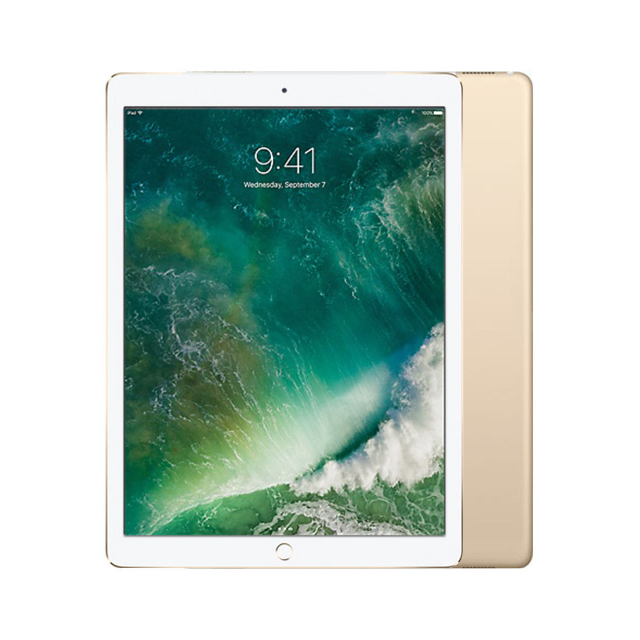 Apple iPad Pro 12.9 Wi-Fi [128GB] [Gold] [Fair] [12M]