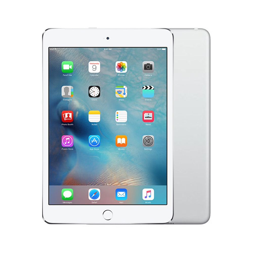 Apple iPad mini 3 Wi-Fi [128GB] [Silver] [Excellent] [6M]