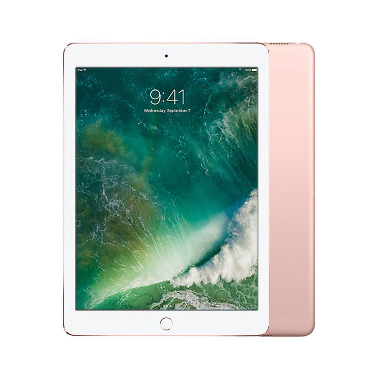 Apple iPad Pro 9.7 [128GB] [Rose Gold] [Good] [12M]