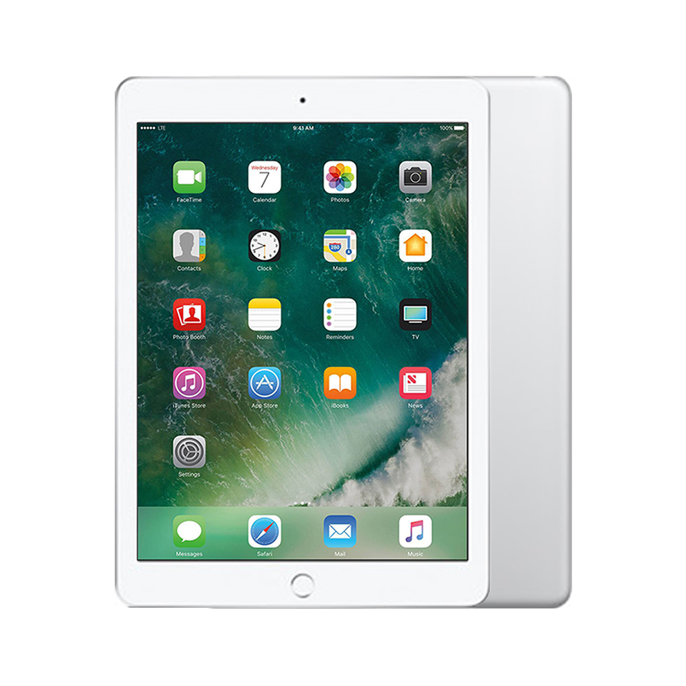 Apple iPad 5 Wi-Fi [128GB] [Silver] [Good] [12M]