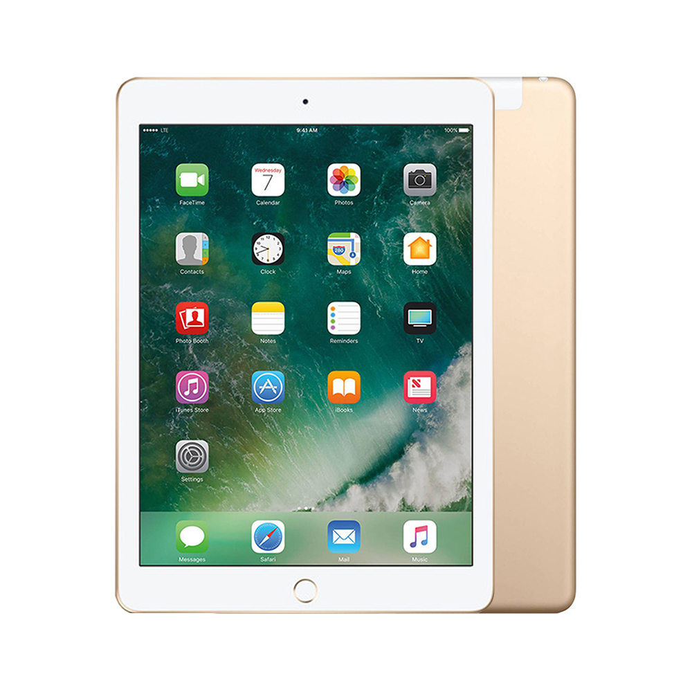 Apple iPad 5 Wi-Fi + Cellular [32GB] [Gold] [Excellent] [12M]