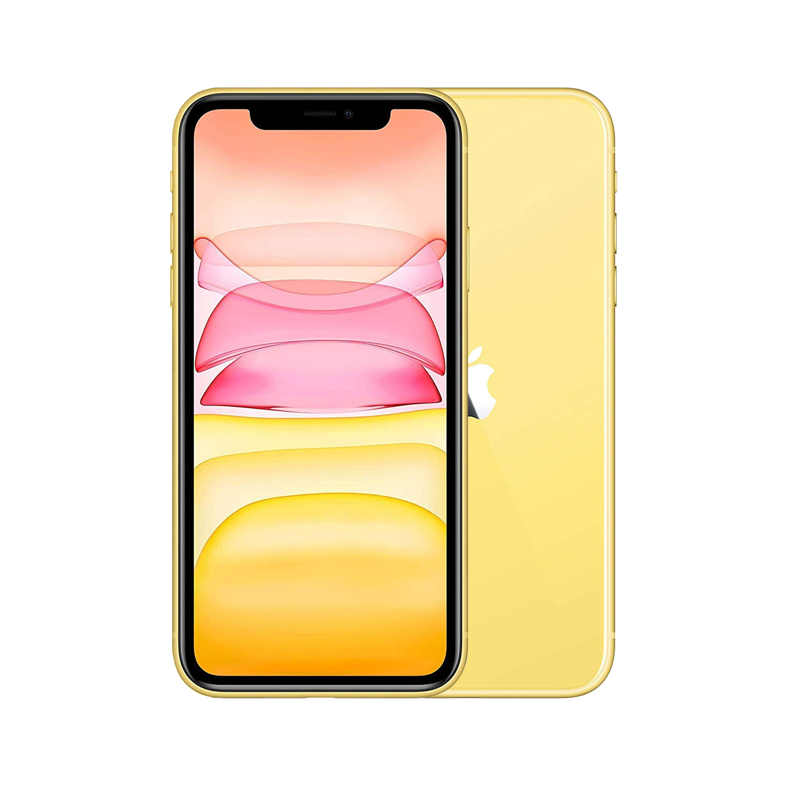 Apple iPhone 11 [64GB] [Yellow] [Fair] [12M]
