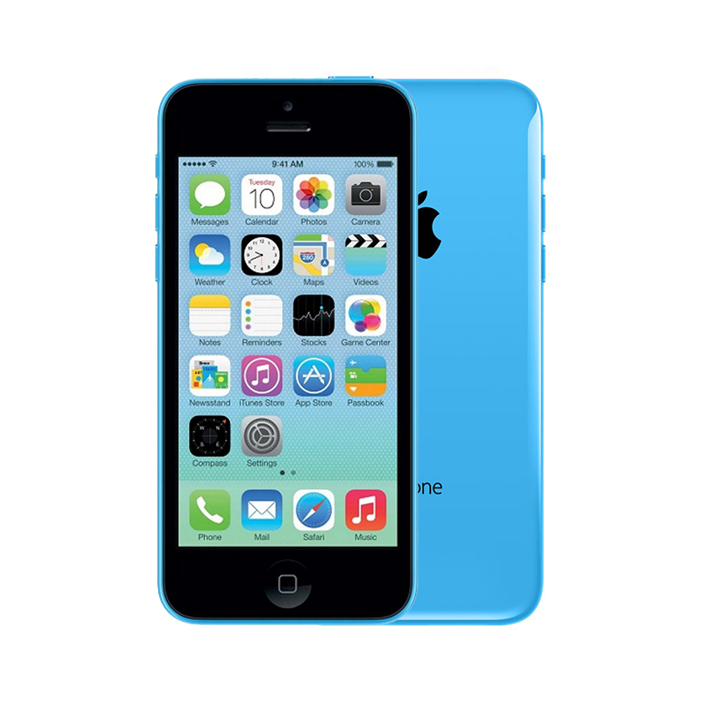 Apple iPhone 5c [16GB] [Blue] [Excellent]