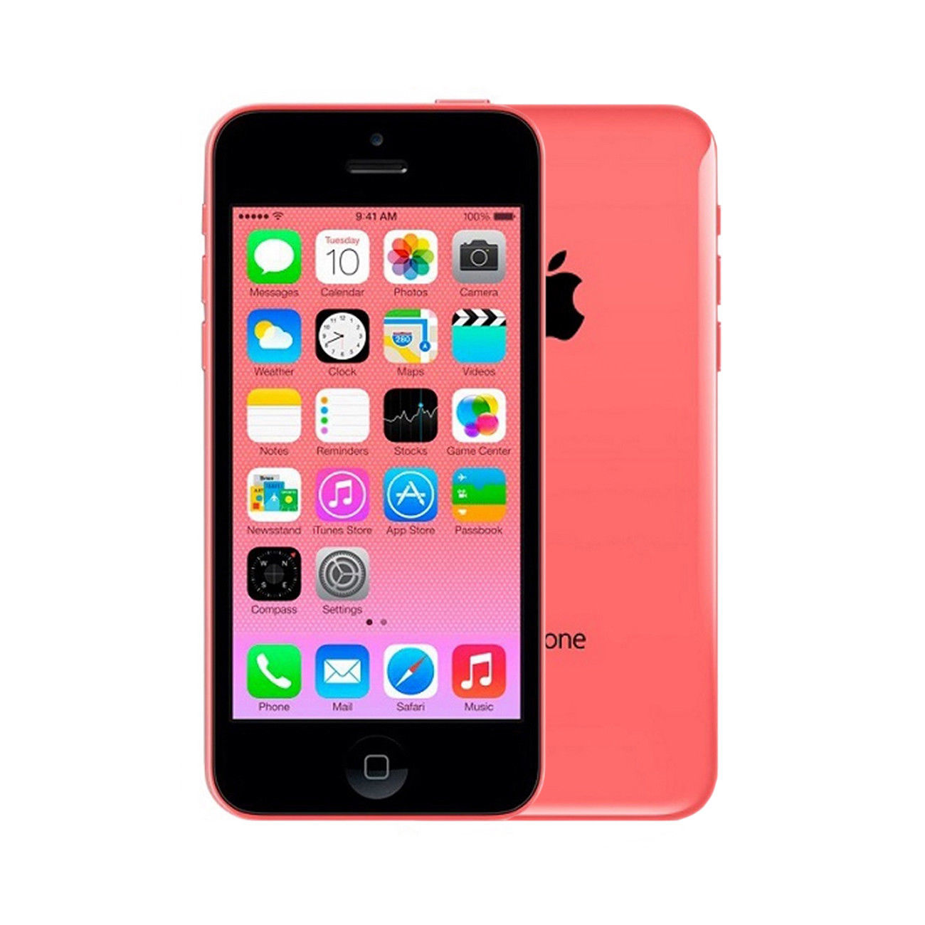 Apple iPhone 5c [8GB] [Pink] [Imperfect]
