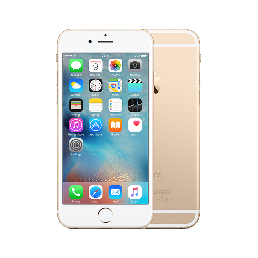 Apple iPhone 6s [32GB] [Gold] [Excellent] [6M]