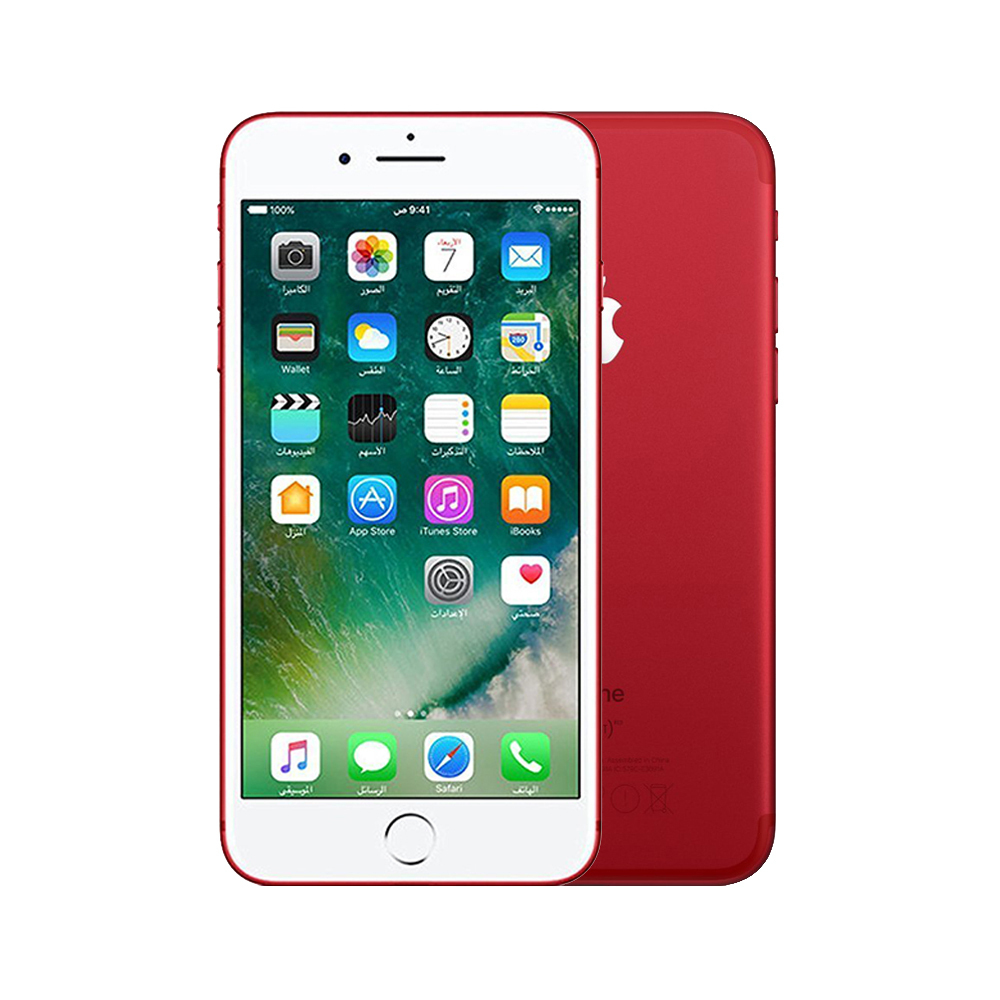 Apple iPhone 7 [256GB] [Red] [As New] [12M]
