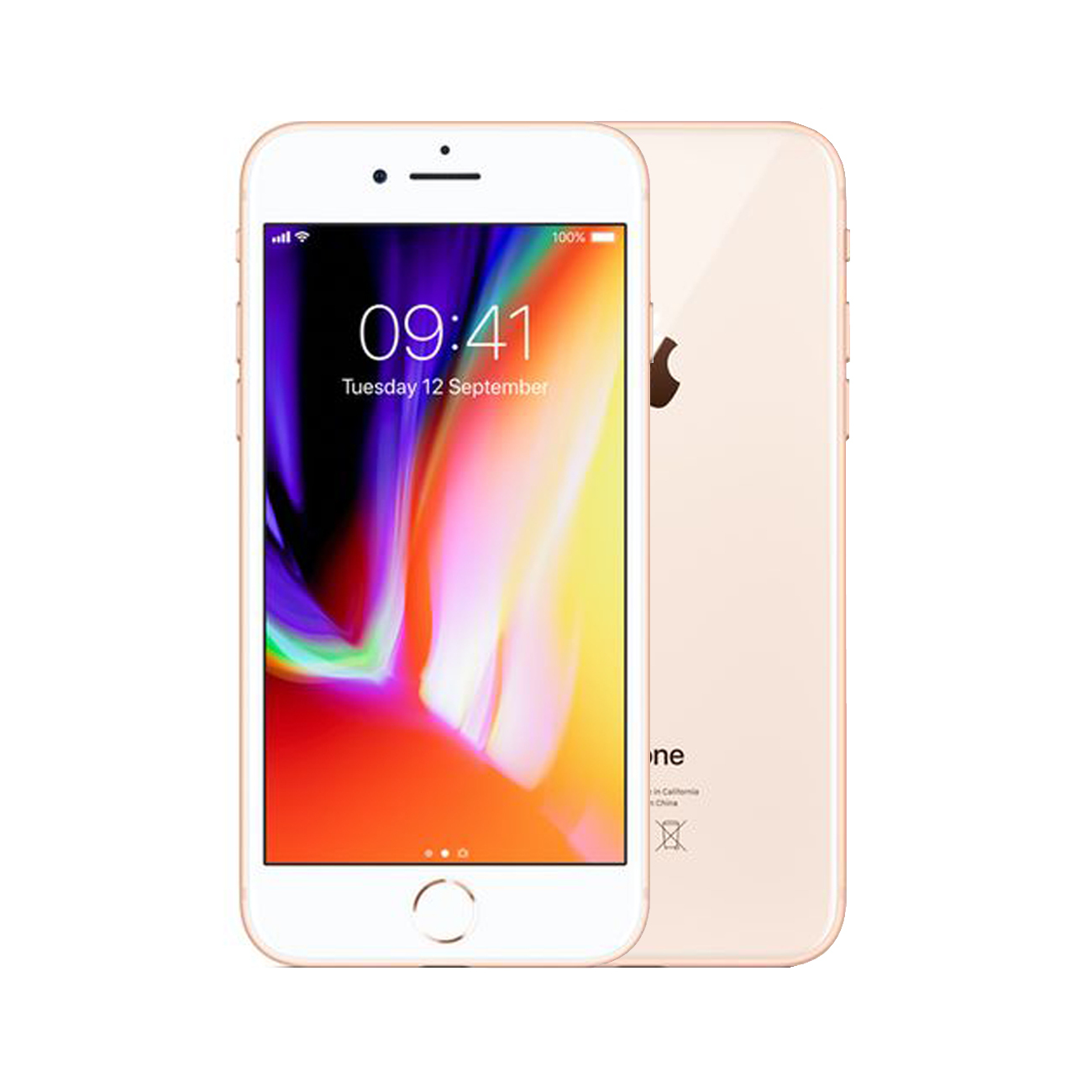 Apple iPhone 8 [64GB] [Gold] [Excellent] [12M]