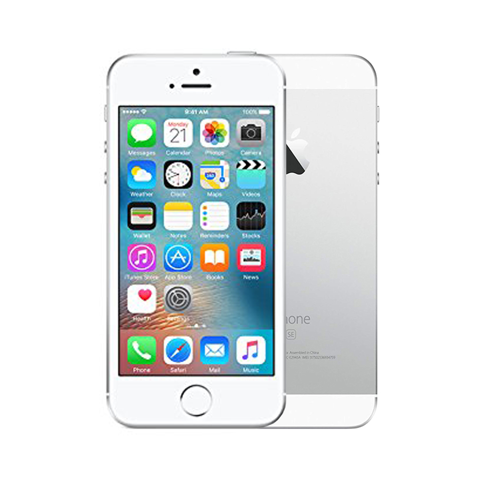 Apple iPhone SE [16GB] [Silver] [As New] [6M]