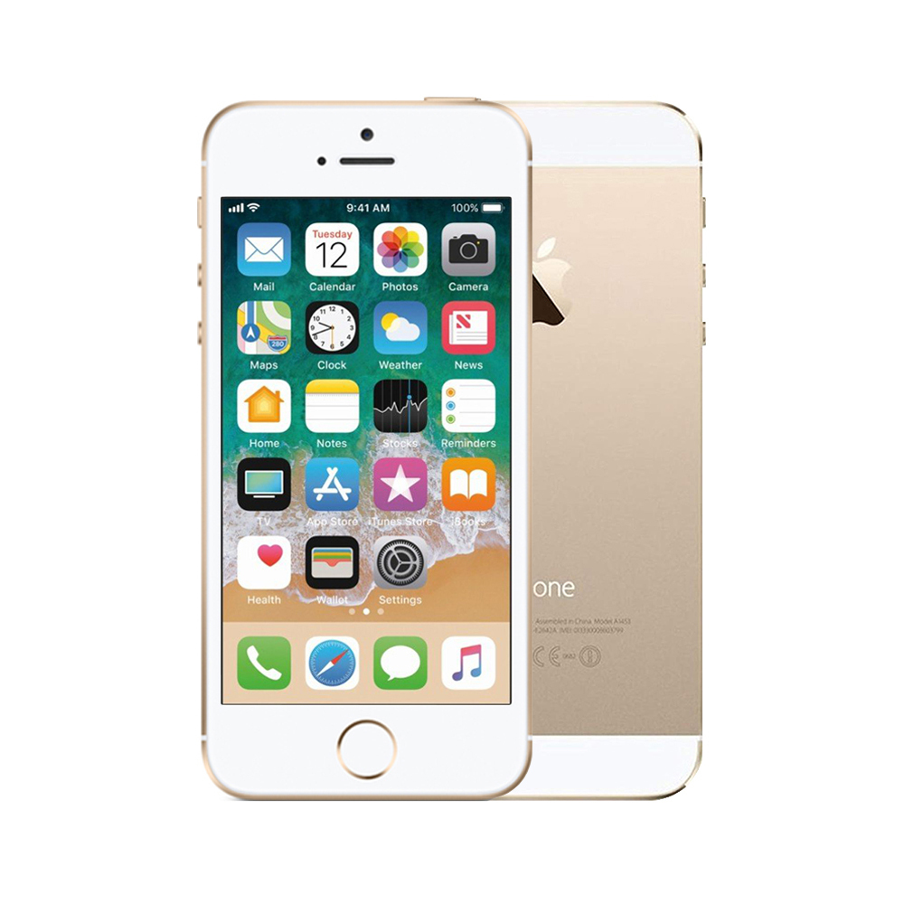 Apple iPhone SE [32GB] [Gold] [Excellent] [6M]