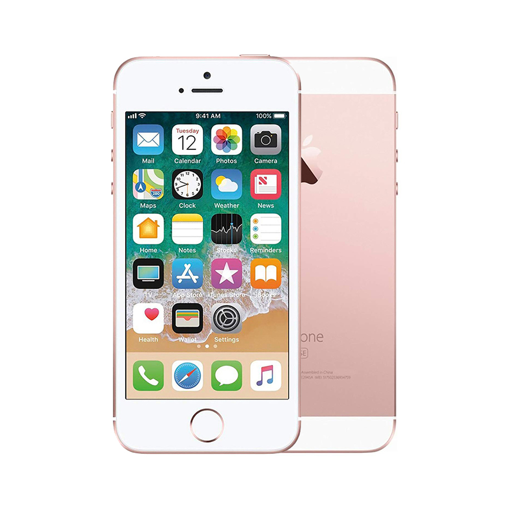 Apple iPhone SE [64GB] [Rose Gold] [Excellent] [6M]