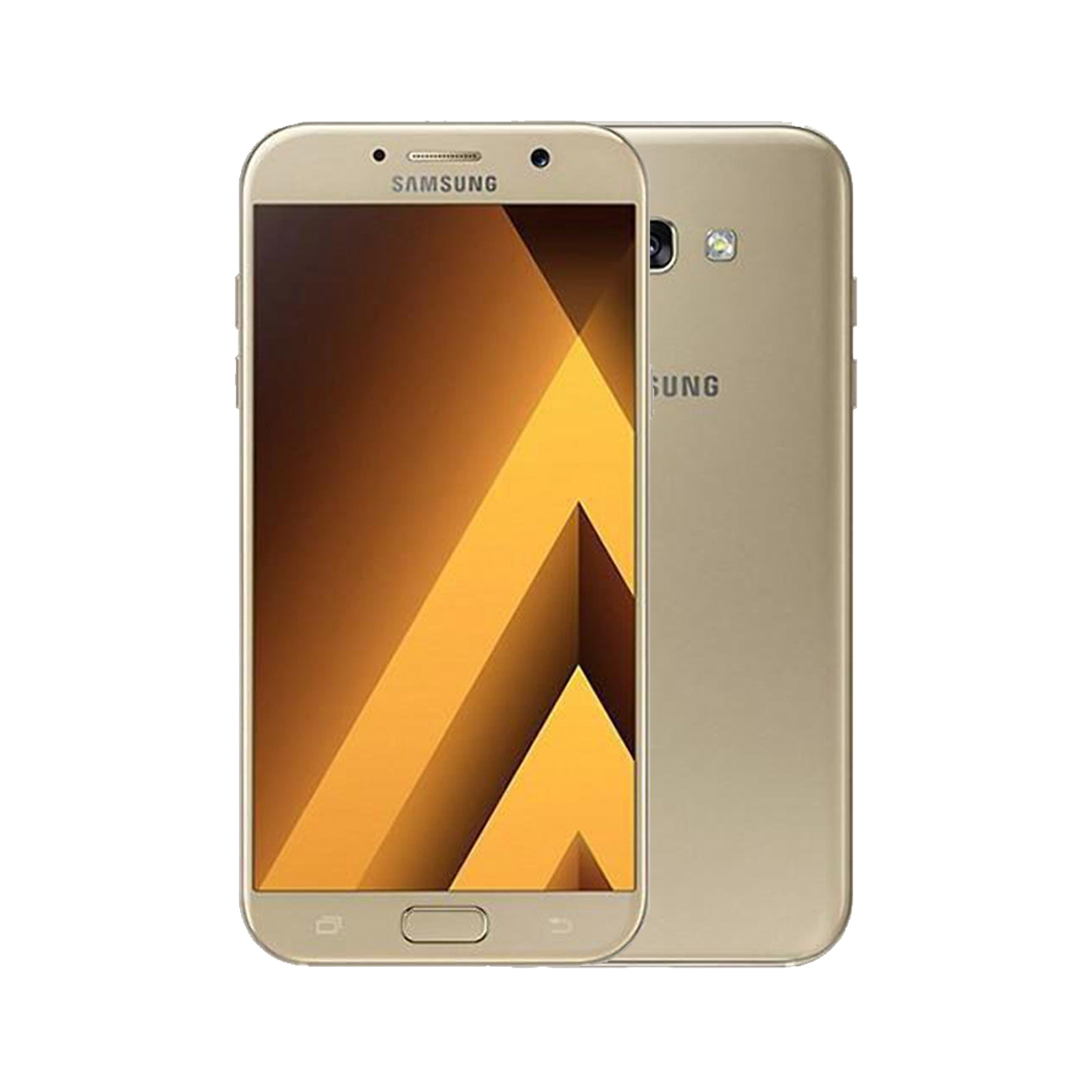Samsung Galaxy A7 (2017) [64GB] [Gold] [As New] [6M]