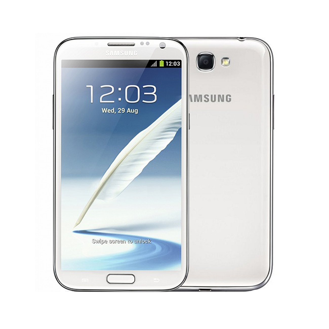 Samsung Galaxy Note 2 [16GB] [White] [Excellent]