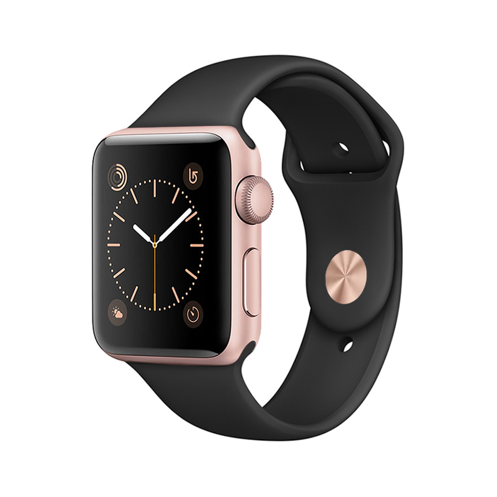 Apple Watch Series 2 [GPS] [Stainless Steel] [38mm] [Rose Gold] [Excellent] [12M]