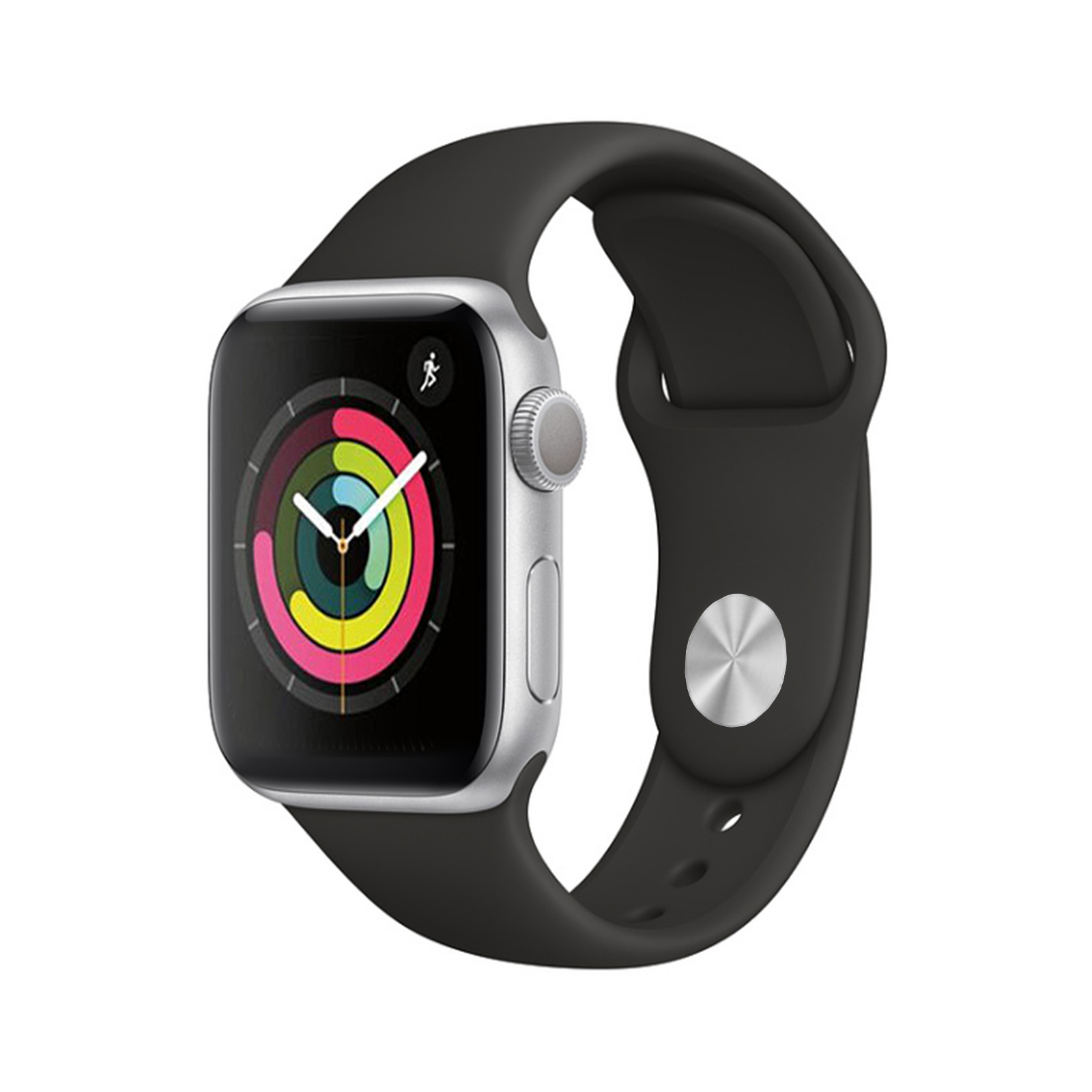 Apple Watch Series 3 [GPS] [Aluminium] [42mm] [Silver] [Fair] [12M]