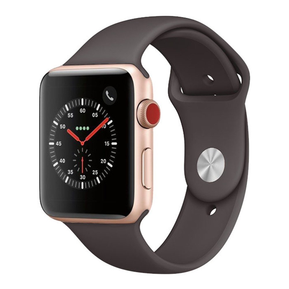 Apple Watch Series 3 [Cellular] [Aluminium] [38mm] [Gold] [Imperfect] [12M]