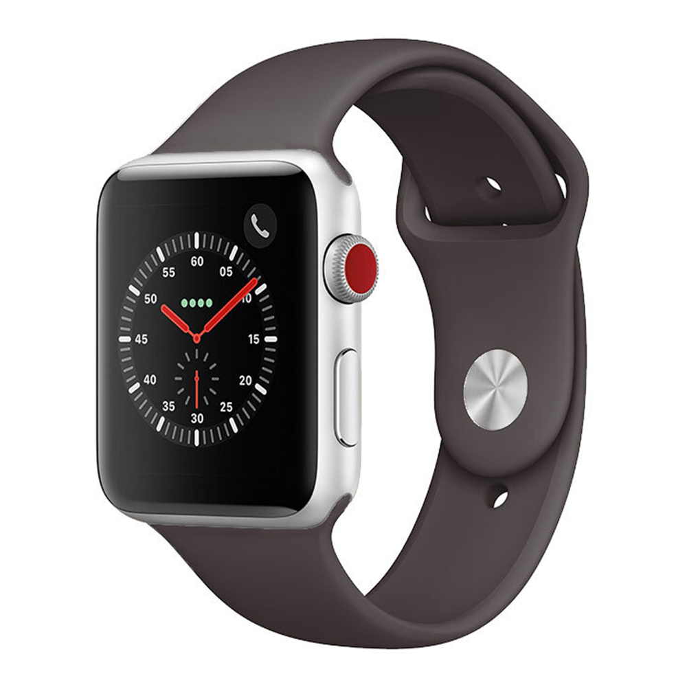 Apple Watch Series 3 [Cellular] [Stainless Steel] [42mm] [Silver] [Imperfect] [12M]